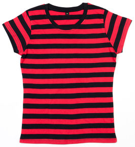 Womens Stripy T