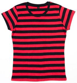 Womens Stripy T