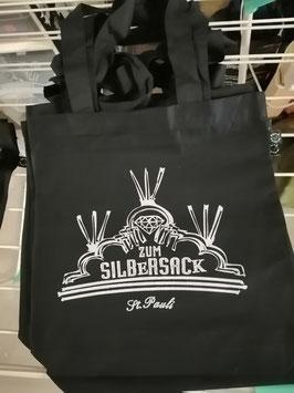 Silbersack Logo Tasche