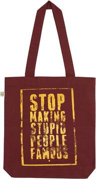 Stop making Tasche