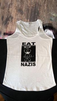 Eat Nazis Tanktop