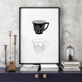 »Vintage Tasse«