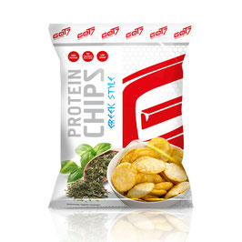 Got 7 Protein Chips, 50g GREEK STYLE