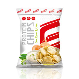 Got 7 Protein Chips, 50g Sour Cream & Onion