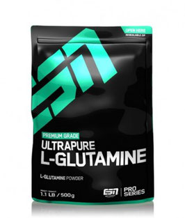 ESN Ultrapure L-Glutamine Powder, 500g
