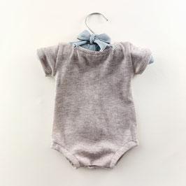 Natural Babybody Feinstrick