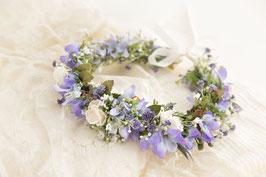 Blumenkranz, Haarkranz für Kinder und Erwachsene