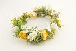 Blumenkranz, Haarkranz für Erwachsene