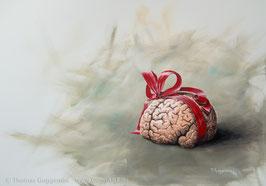 Das Geschenk - Leinwand oder Fotodruck