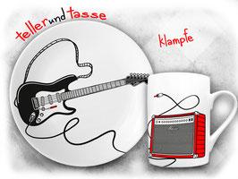 Klampfe III - DAS Geburtstagsgeschenk für Gitarrenspieler!