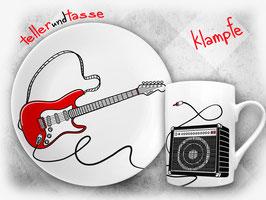 Geschenkideen für Gitarristen - Set Klampfe