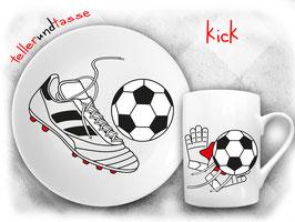 Kick - das Geschenk für Fußballfans