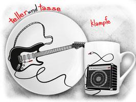 Klampfe II - Das perfekte Geschenk für Gitarristen!
