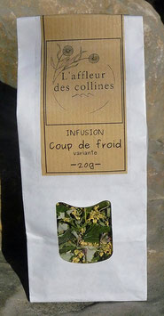 "Infusion""Coup de froid"""