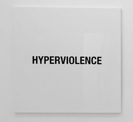 """Hyperviolence"", Luis San Sebastián"