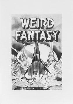"""Weird Fantasy"", Lorena Amorós"