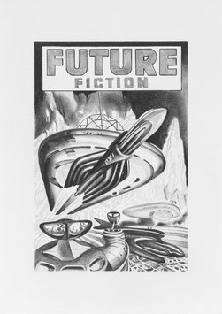 """Future fiction"", Lorena Amorós"