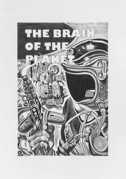 """The Brain of the Planet"", Lorena Amorós"