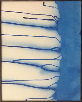 "Serie ""Invisible azul"", Ángeles San José"