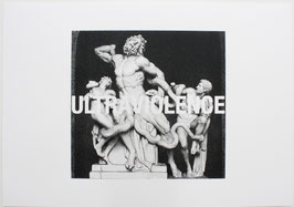 """Ultraviolence (Laocoonte)"", Luis San Sebastián"