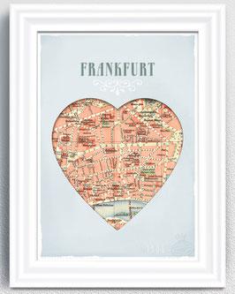 FRANKFURT anno 1905 - 9,90 €