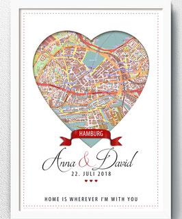 Hochzeitsgeschenk - ab 14,90 €