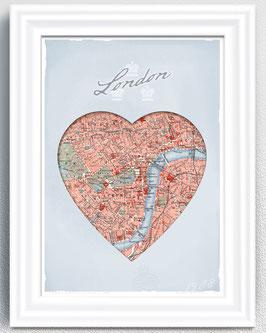 LONDON - anno 1908 - 9,90 €