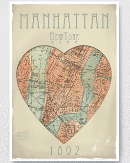 NEW YORK CITY  Poster - ab 9,90 €
