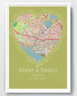 Heiraten Hochzeitspaar - ab 14,90 €