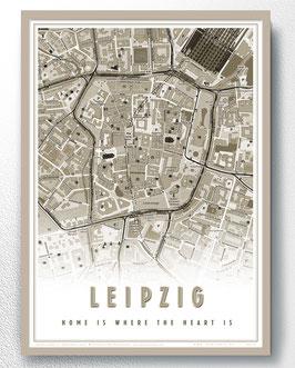 Leipzig - oder Deine Stadt - ab 14,90 €