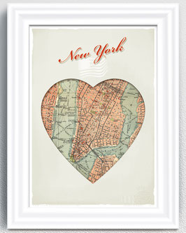 NEW YORK - anno 1892 - 9,90 €