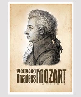 Portrait von Mozart - ab 9,90 €