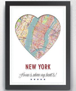 New York - ab 9,90 €