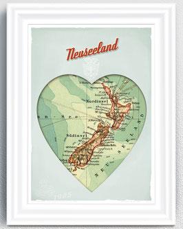 NEUSEELAND - anno 1905 - 9,90 €