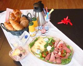 VIP Breakfast (2 Personen)