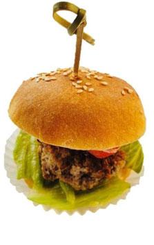 Mini Hamburgerli