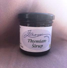 Thymian-Sirup