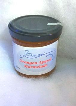 Orangen Aperol Marmelade