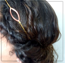 headband Ovale