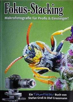 Buch Fokus-Stacking - Makrofotografie für Profis und Einsteiger