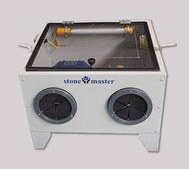 Achatschleifmaschine