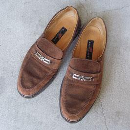 VALENCIAGA leather shoes