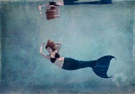 Meerjungfrauen Fotoshooting