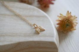 Engelchen, Silber vergoldet