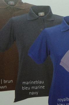 Polo marineblau, 220 g/m² beste Qualität