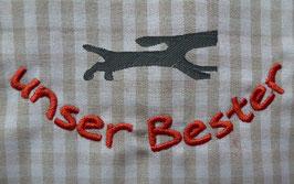 Hundehalstuch: unser Bester
