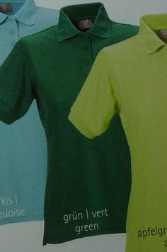 Polo grün, 220 g/m² beste Qualität