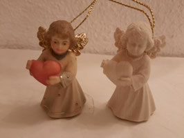 Engel mit Herz