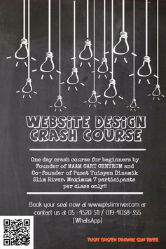 Website Design Crash Course