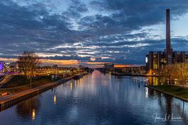 Blick von Stadtbrücke, Foto-Nr. 2021_03_0385